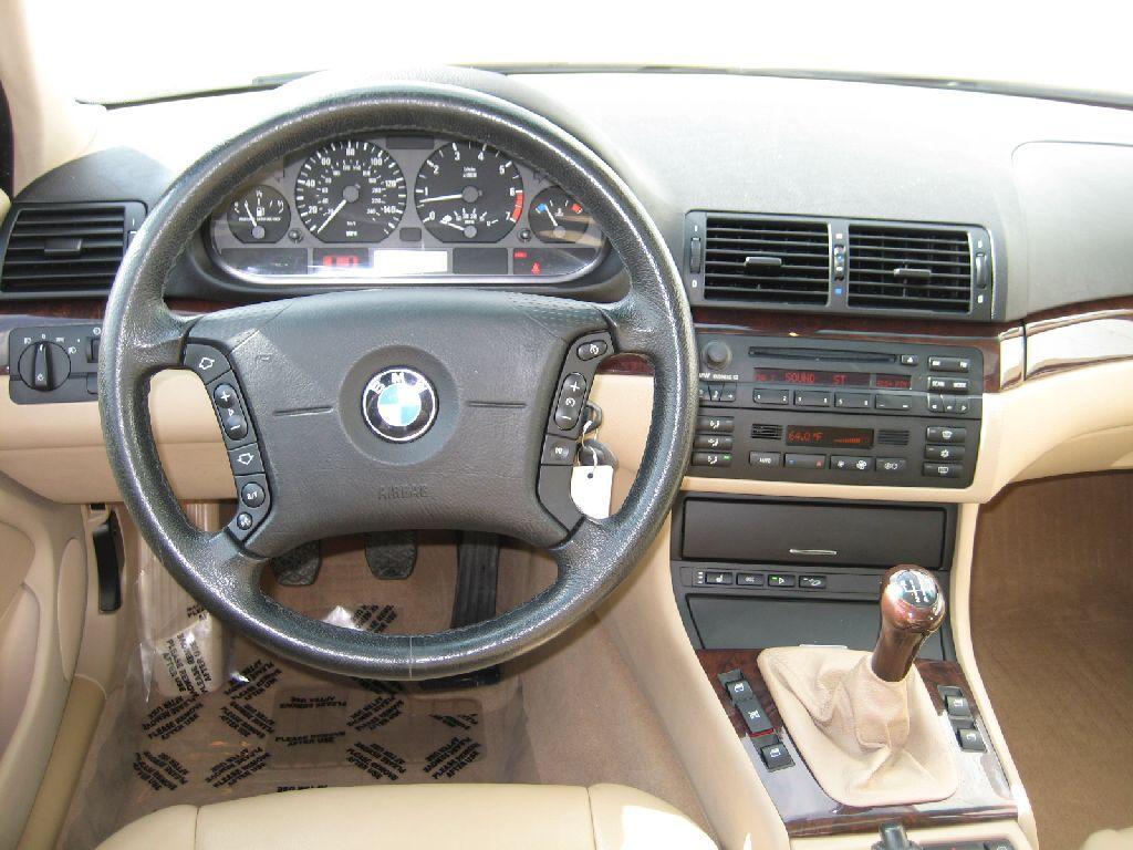 2003 bmw 325xi manual