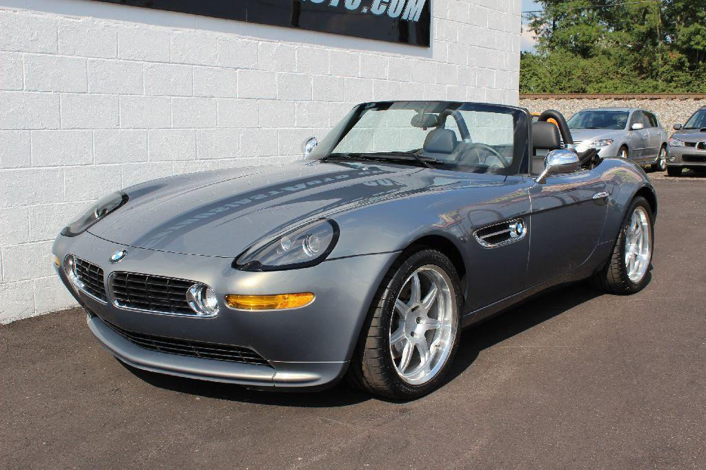 pre owned z3 z4 z8 for sale for sale at enthusiast auto rh enthusiastauto com BMW Z8 Interior BMW Roadster Convertible
