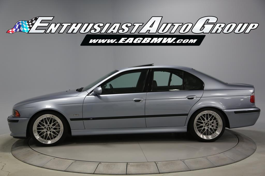 pre owned e39 m5 for sale for sale at enthusiast auto rh enthusiastauto com BMW M5 Manual F80 2003 e39 m5 owners manual