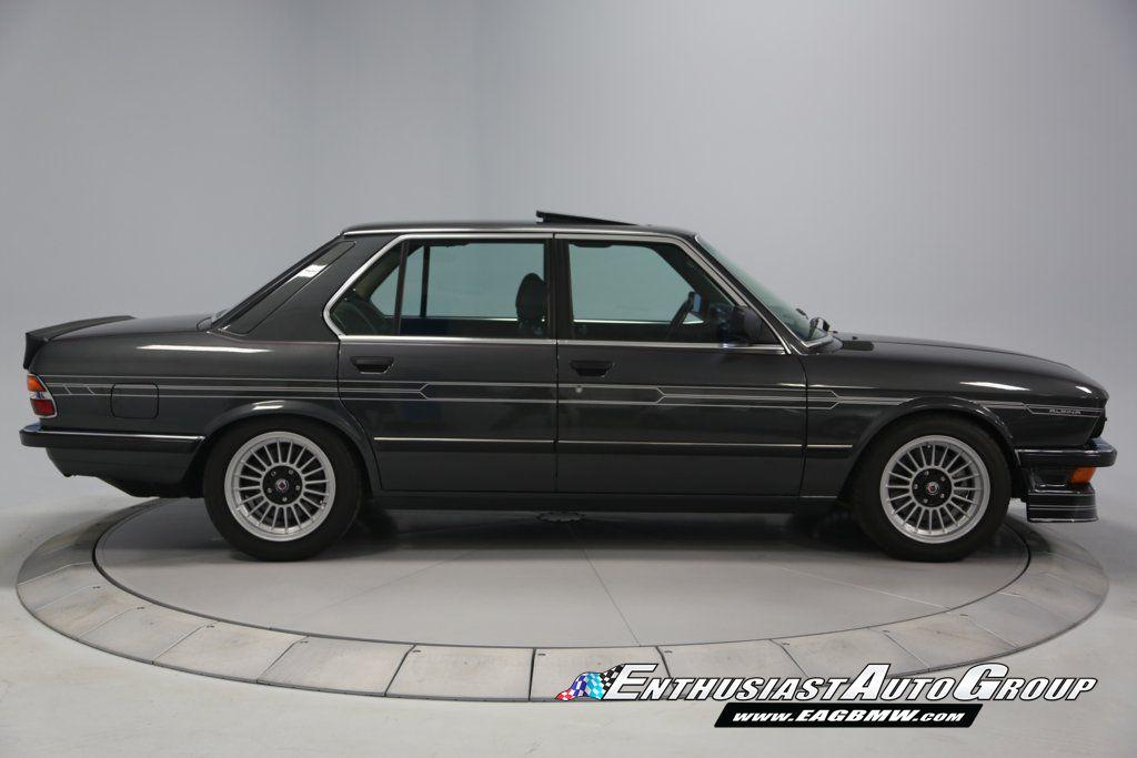 pre owned e28 m5 for sale for sale at enthusiast auto. Black Bedroom Furniture Sets. Home Design Ideas