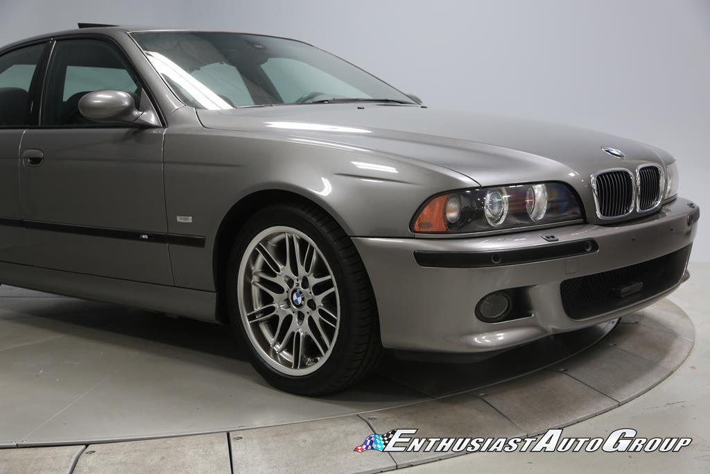 Pre Owned E39 M5 For Sale Enthusiast Auto
