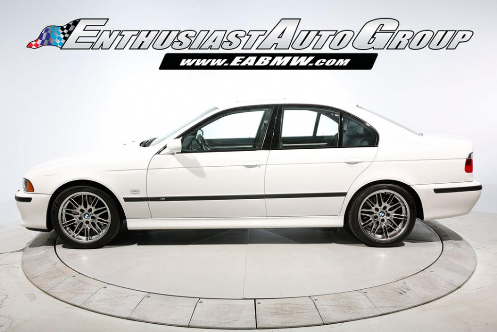pre owned e39 m5 for sale for sale at enthusiast auto rh enthusiastauto com 2003 e39 m5 owners manual BMW M5 Manual F80