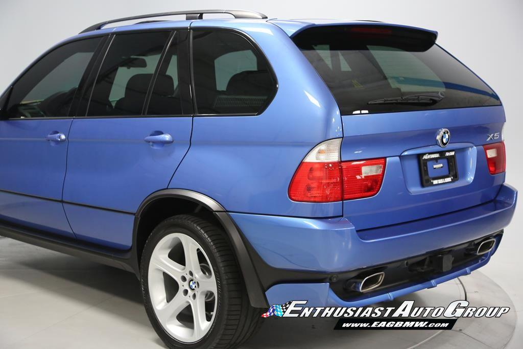 Pre-Owned X1/X3/X5/X6 for sale for sale at Enthusiast Auto