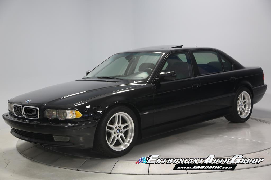 7 Series - Enthusiast Auto Group Performance BMW's For ...