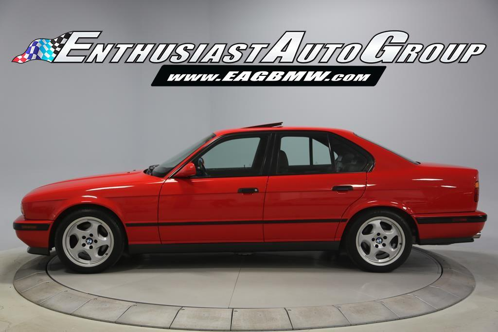 PreOwned E34 M5 for sale for sale at Enthusiast Auto