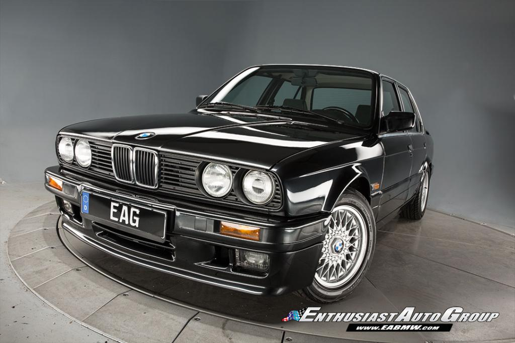 1988 Bmw 320is Manual Sedan