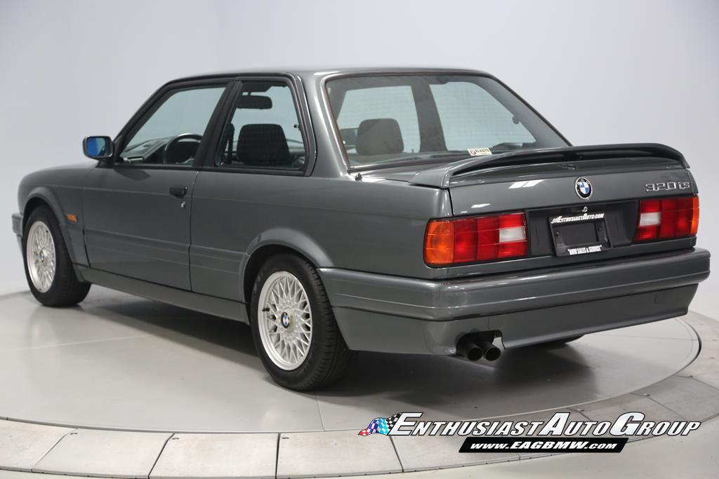 Pre-Owned E30 M3 for sale for sale at Enthusiast Auto