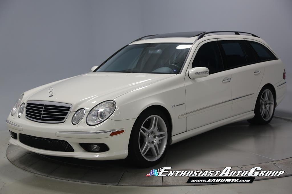 Pre owned miscellaneous for sale for sale at enthusiast auto for Mercedes benz e55 amg wagon for sale