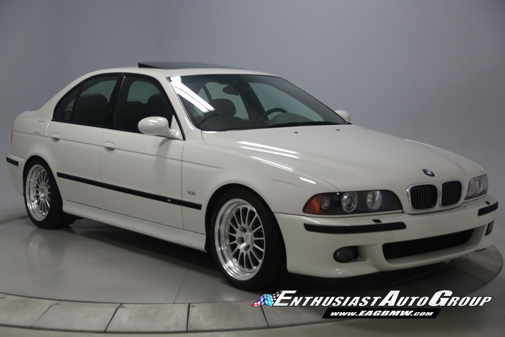 Pre Owned E39 M5 For Sale For Sale At Enthusiast Auto