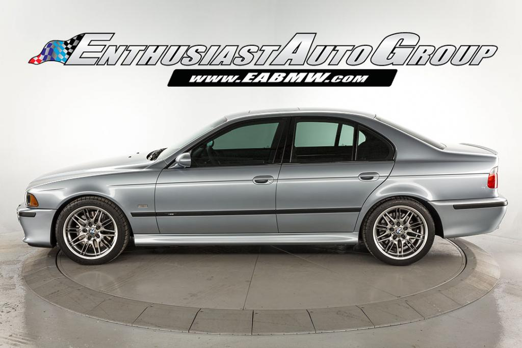 pre owned e39 m5 for sale for sale at enthusiast auto rh enthusiastauto com 2003 e39 m5 owners manual Old BMW M5 Black