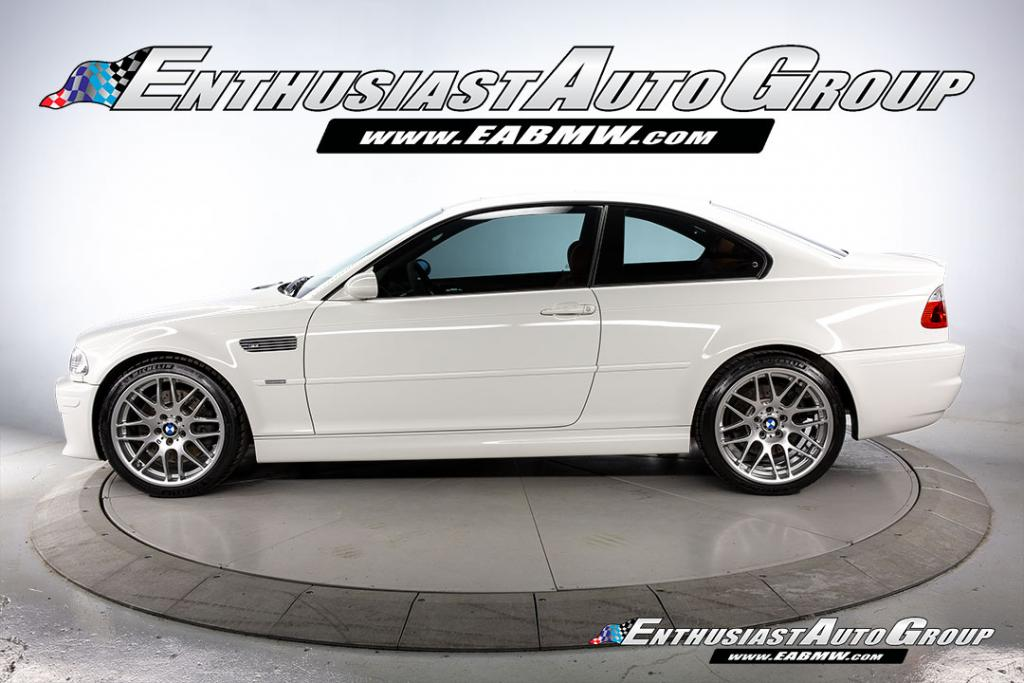 Pre-Owned E46 M3 for sale for sale at Enthusiast Auto