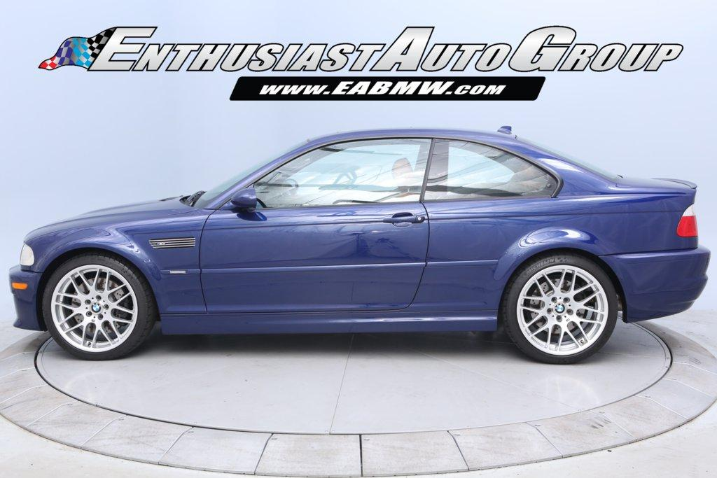 Pre-Owned E46 M3 for sale for sale at Enthusiast Auto on