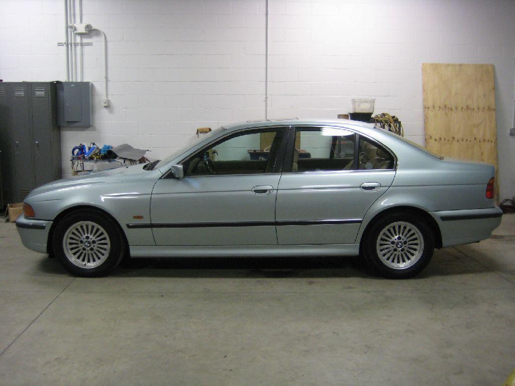 1997 BMW 540i Automatic Sedan