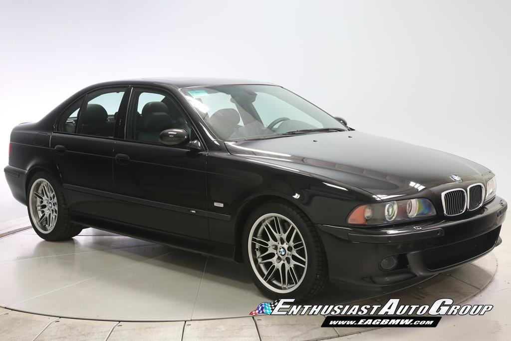 PreOwned E M For Sale For Sale At Enthusiast Auto - 2004 bmw m5 for sale