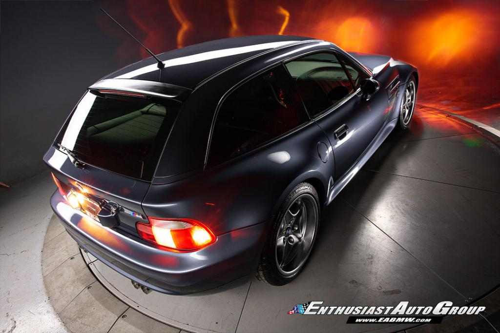 pre owned z3m for sale for sale at enthusiast auto. Black Bedroom Furniture Sets. Home Design Ideas