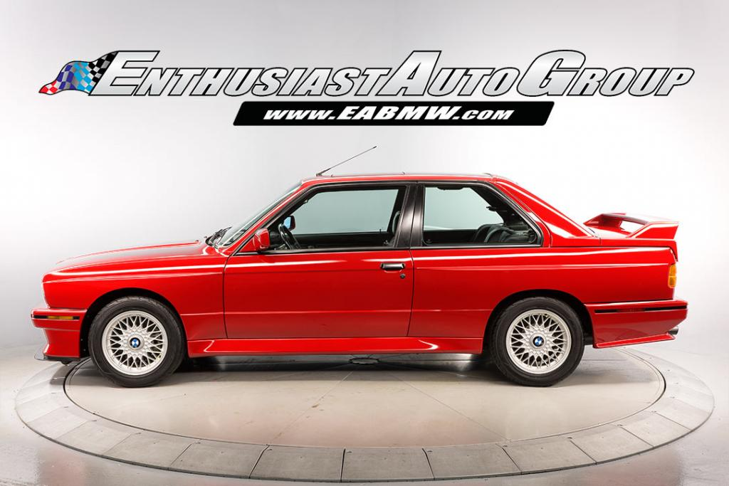 1989 Bmw M3 Manual Coupe