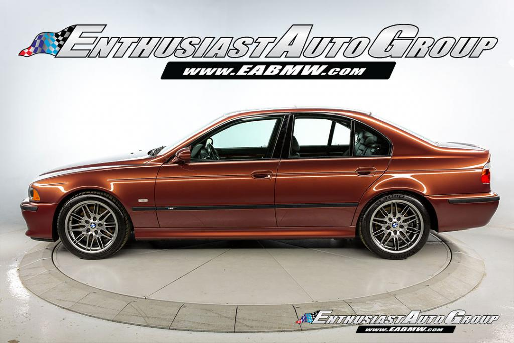 BMW E39 M5 >> 2003 Bmw M5 6 Speed Sedan
