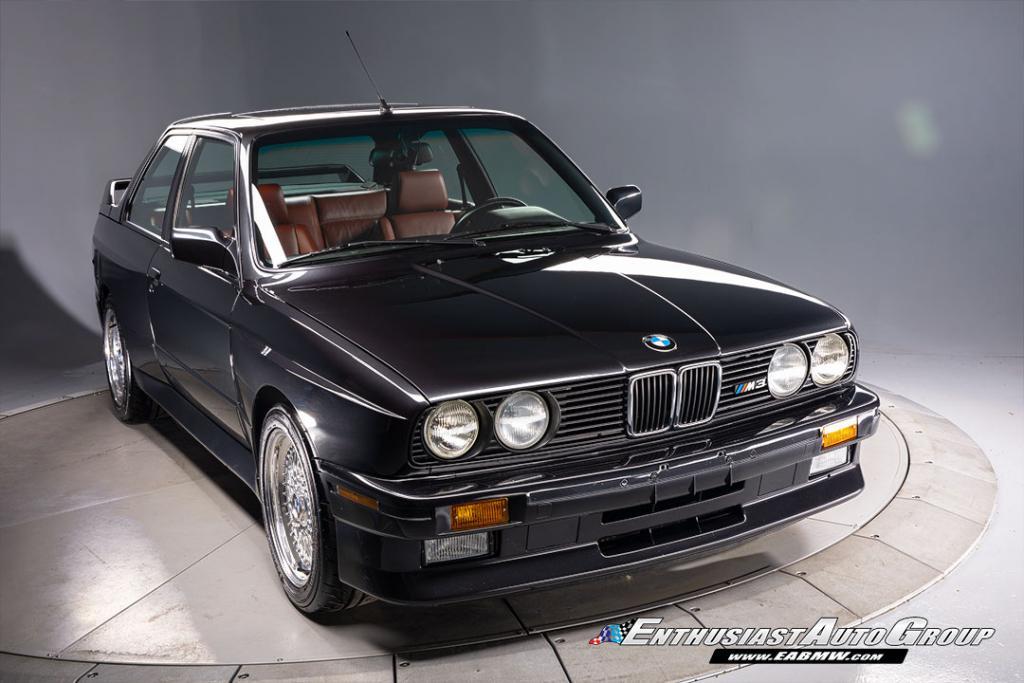 BMW E30 M3 >> 1988 Bmw M3 Manual Coupe