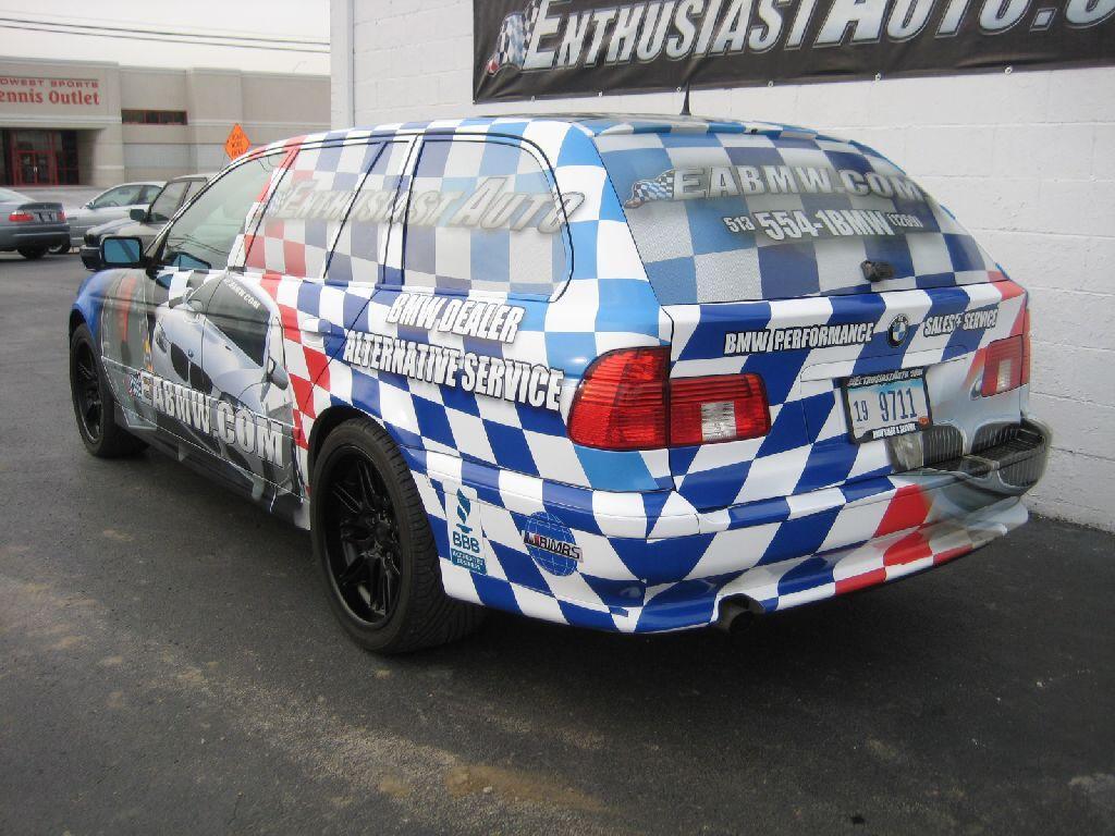 Enthusiast Series Enthusiast Auto Group Performance Bmw