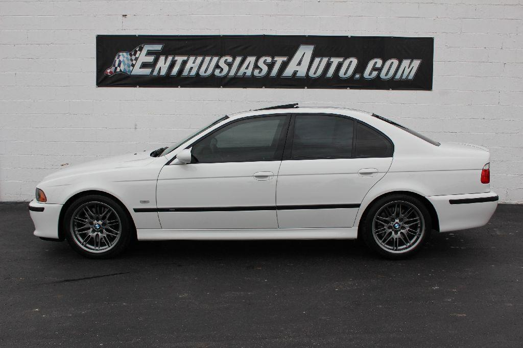 PreOwned E39 M5 for sale for sale at Enthusiast Auto