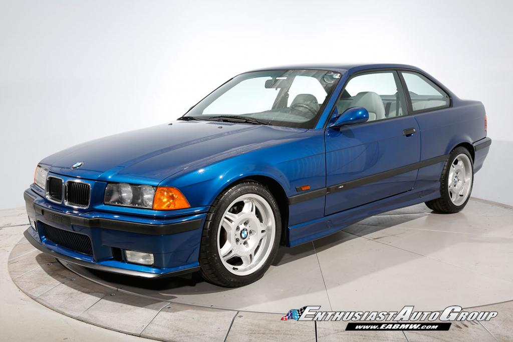 pre owned e36 m3 for sale for sale at enthusiast auto rh enthusiastauto com 1980 BMW 3 Series 2001 BMW 3 Series