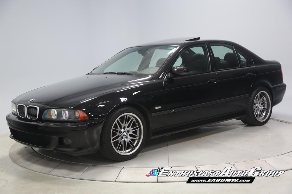 pre owned e39 m5 for sale for sale at enthusiast auto rh enthusiastauto com Custom BMW M5 BMW M5 Transmission