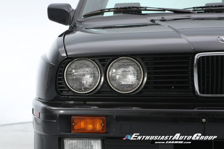 1991 BMW M3 Manual Coupe