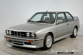 1988 BMW M3 5-Speed Coupe