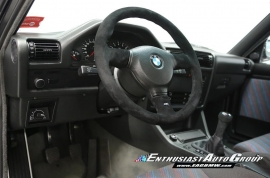 1990 BMW M3 Sport Evolution - Homologation