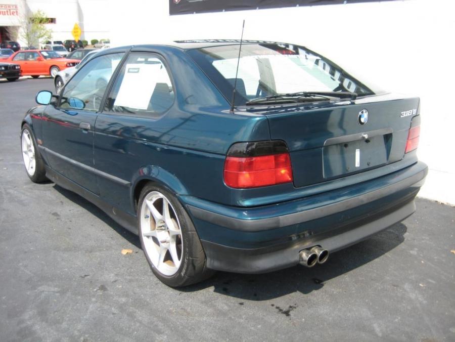 1995 BMW 332Ti Manual Hatch