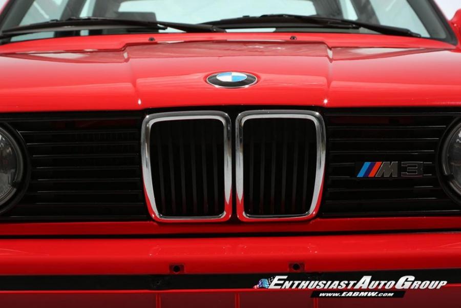 1989 BMW M3 Johnny Cecotto Edition