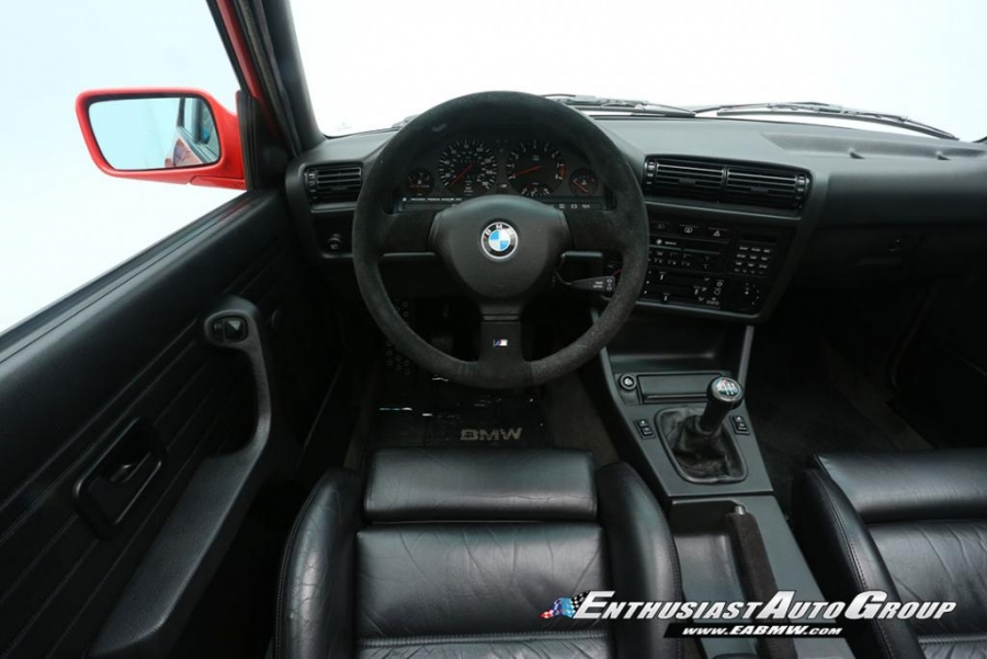 1988 BMW M3 Manual Coupe