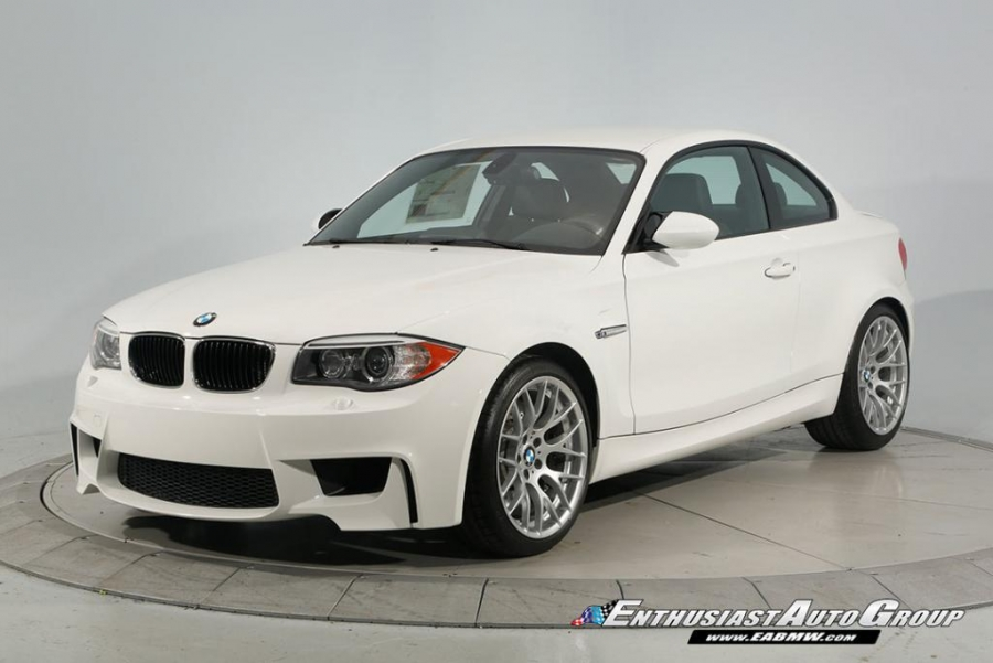 2011 BMW 1M Coupe