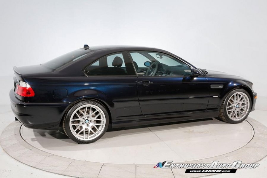 2005 BMW M3 Manual Coupe Competition Pkg.