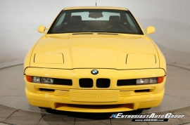 1995 BMW 850CSI 6-SPEED EURO-SPEC