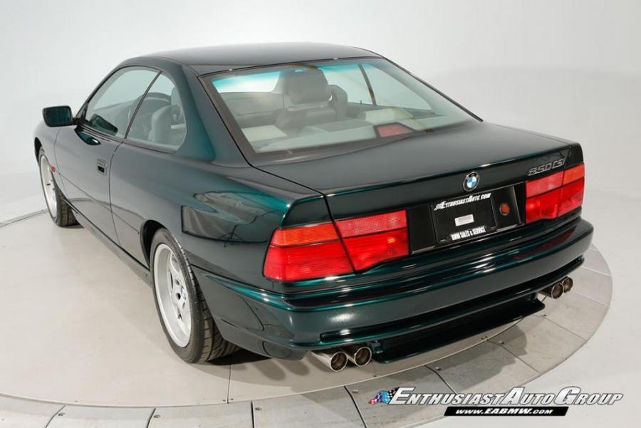 1995 BMW 850CSi 6-Speed Coupe