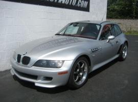 2000 BMW M Coupe Manual Hatchback