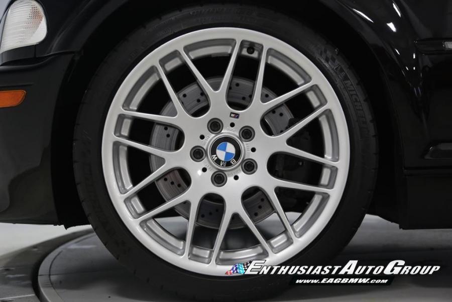 2006 BMW M3 Manual Coupe Competition Pkg. DINAN S