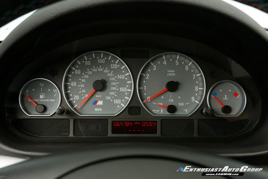 2005 BMW M3 6-Speed Coupe Individual