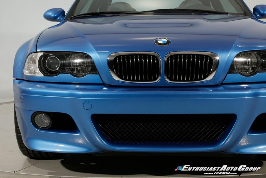 2002 BMW M3 6-Speed Coupe Individual