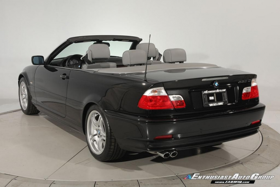 2003 BMW 330Ci Automatic Convertible - Sport Packa