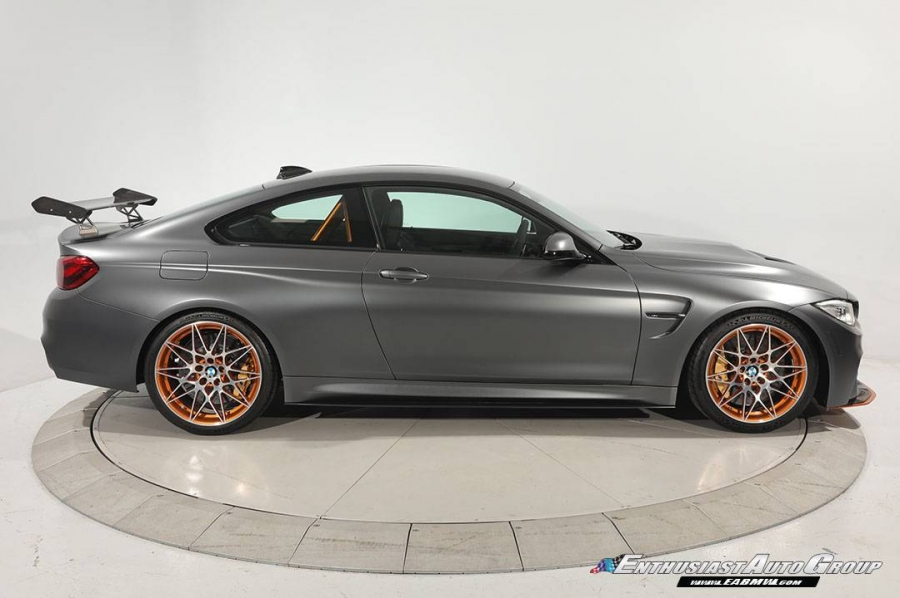 2016 BMW M4 GTS