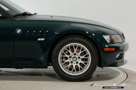 1999 BMW Z3 2.8L British Traditional Exclusive