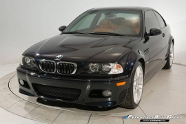 2005 BMW M3 Manual Coupe