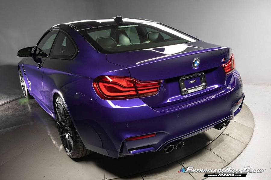2020 BMW M4 Competition 6-Speed Heritage Edition