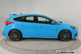 2017 Ford Focus RS AWD 6-Speed Hatchback