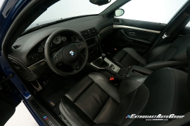 2003 BMW M5 6-Speed