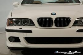 2002 BMW M5 6-Speed Sedan