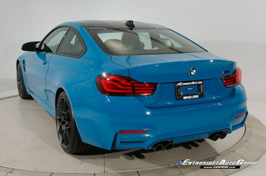 2020 BMW M4 Competition DCT Heritage Edition