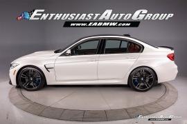 2017 BMW M3 6-Speed Manual Sedan